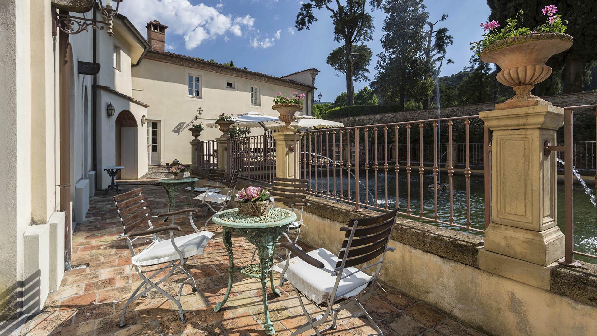 Villa La Sirenetta